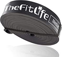 TheFitLife Resistance Pull Up Bands - Pull-Up Assist Exercise Bands, Long Workout Loop Bands for Body Stretching, Powerlif...