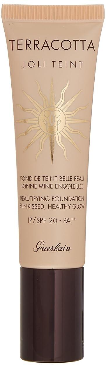 幻影脚本家実証するゲラン Terracotta Joli Teint Beautifying Foundation SPF 20 - # Light 30ml