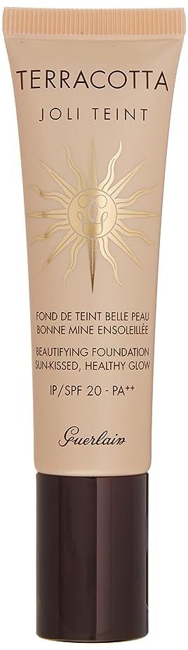 ローマ人趣味お尻ゲラン Terracotta Joli Teint Beautifying Foundation SPF 20 - # Light 30ml