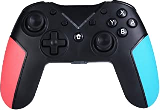 XUANWEI Alça Bluetooth Controle sem fio Nintendo Switch Console Alça de jogo Giroscópio integrado de 6 eixos