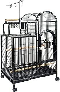 Jaula Para loro Bird Cage Jaula del loro grande Periquito ...