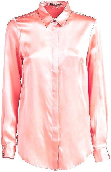 Guess Keiko W91H42WB4C0 - Camisa para mujer: Amazon.es: Ropa