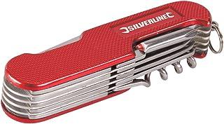 Silverline 270627 - Navaja con 14 funciones (75 mm)