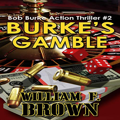 Burke's Gamble cover art