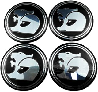 4pcs 56mm Car Sticker Wheel Center Hub Caps For Holden Commodore Colorado Monaro Hsv Captiva Thunder Barina Torana