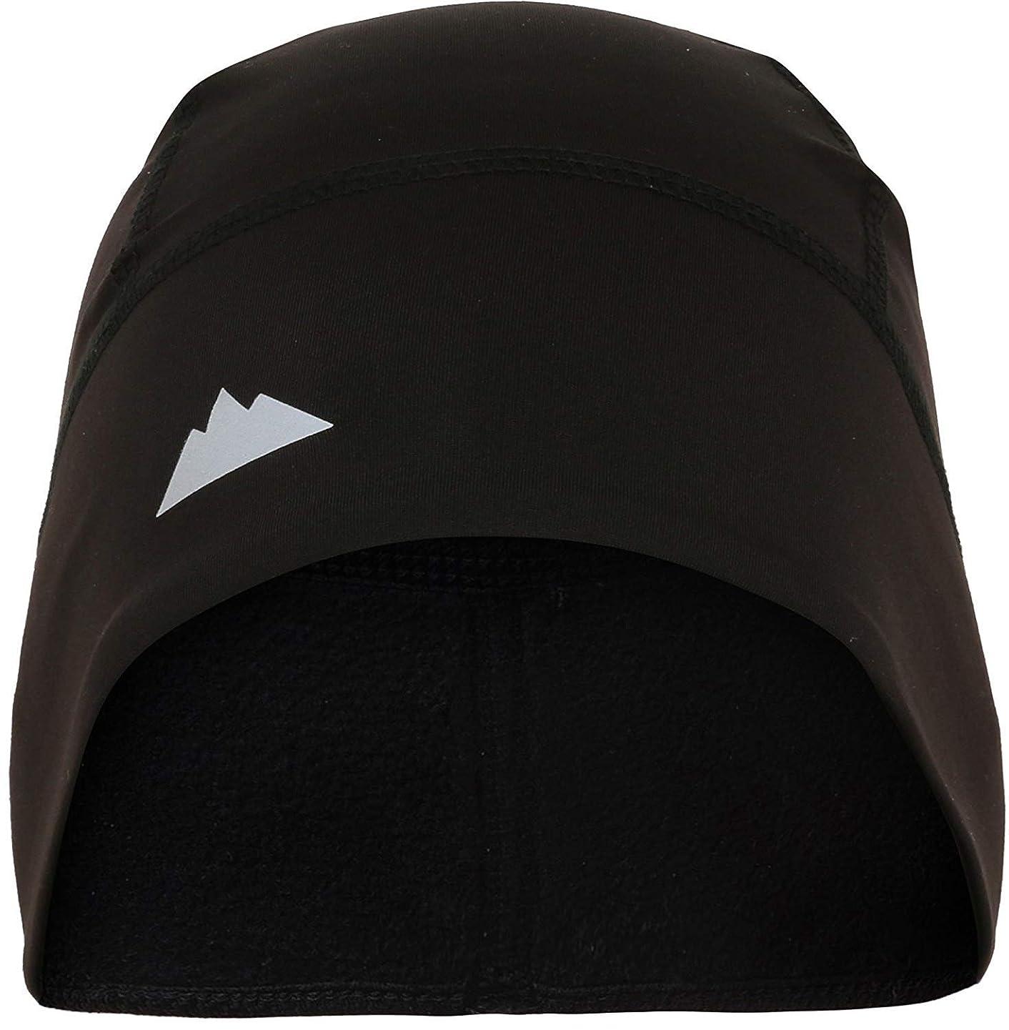 Skull Cap/Helmet Liner/Running Beanie Thermal Hat - Fits under Helmets