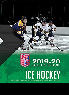 2019-20 NFHS Ice Hockey Rules book