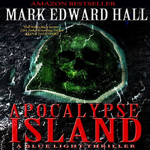 Apocalypse Island audiobook cover art