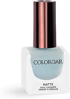 Colorbar Matte Nail Lacquer, Sky Lark, 12 ml
