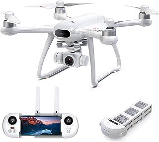 Potensic ドローン Dreamer 4K HDカメラ SONYセンサー GPS搭載 31分間飛行時間 ブラシレスモーター 広角 耐風 安定飛行 2時間充電 モード1/2自由転換 オートリターンモード フォローミーモード 高度維持 ヘッド...