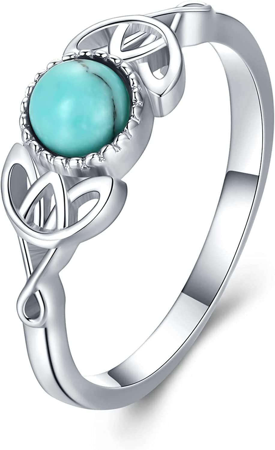 Celtic Knot Ring 925 Sterling for store Womens Infinity Silver Special price