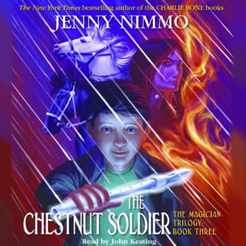 The Chestnut Soldier audiobook cover art