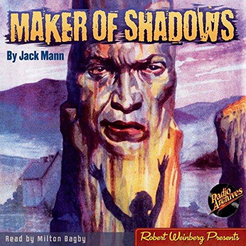 Maker of Shadows copertina