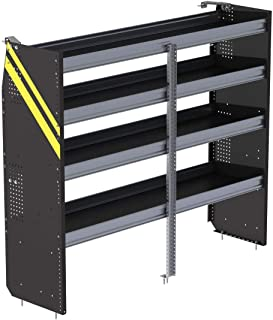 Ranger Design Steel Shelving Unit for Deep High Roof Van, 18