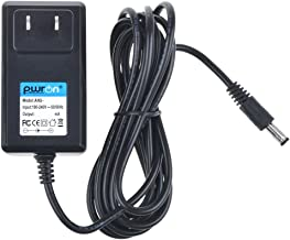 PwrON 6.6 FT Long 7.5v AC to DC Power Adapter Charger for Vision Fitness HRT R2200 X6100 X6200 X6200HRC X6200HRT Exercise Bike Elliptical
