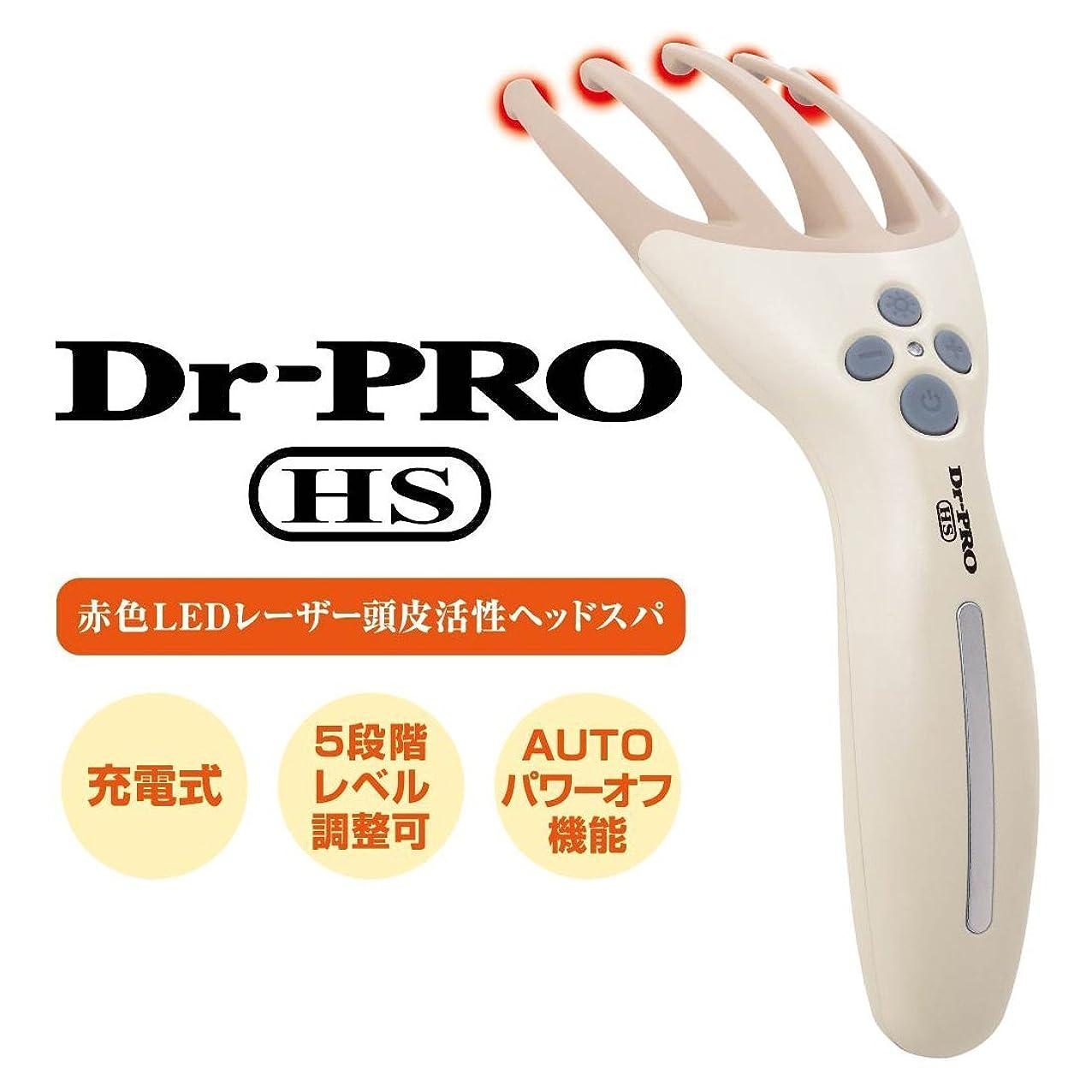 成り立つ行為ほんのDr-PRO HS(ドクタープロ ヘッドスパ)