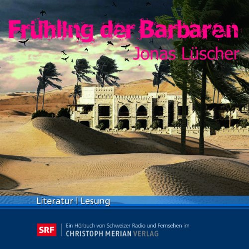 Frühling der Barbaren audiobook cover art