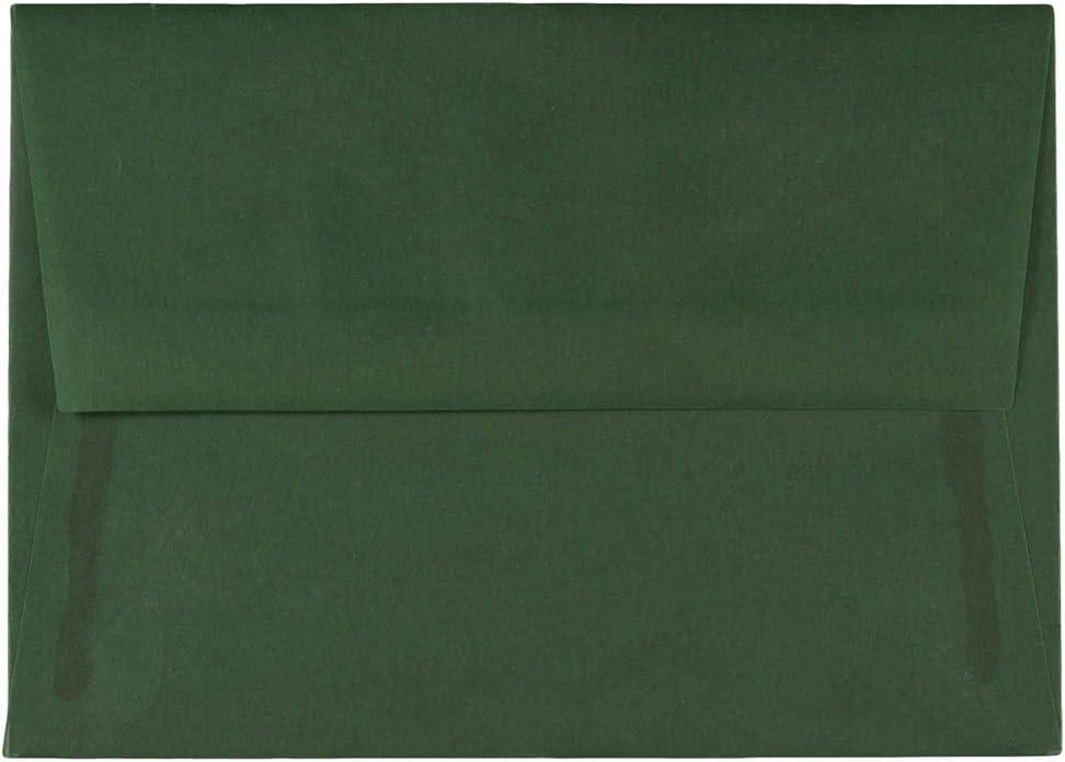 JAM PAPER A6 Translucent Vellum Envelopes - 2 Seattle Mall Hunt x 1 6 3 Philadelphia Mall 4