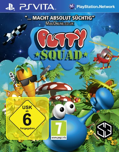 Putty Squad - [Edizione: Germania]