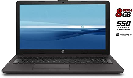 Notebook HP 255 G7 8Gb DDR 4 SSD da 500GB 3D NAND, CPU Amd 7 Gen., con Svga Radeon R3, Display 15.6 HD antiriflesso LED, bt, wi-fi, Windows 10 Pro 64, Office 2019, Pronto all'uso, Garanzia Italia - Confronta prezzi