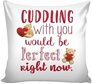 cuddle quotes for him