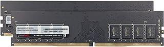 CFD販売 デスクトップPC用 メモリ PC4-21300 DDR4-2666 8GB×2枚 288pin DIMM 無期限保証 Panram W4U2666PS-8GC19