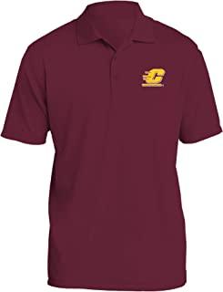 NCAA Primary Logo, Team Color Polo, College, University