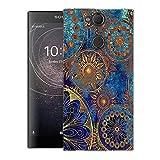 Sony Xperia XA2 Plus Handy Tasche, FoneExpert® Ultra dünn TPU Gel Hülle Silikon Hülle Cover Hüllen Schutzhülle Für Sony Xperia XA2 Plus