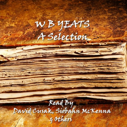 WB Yeats cover art