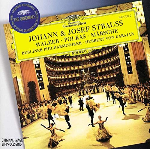 Waltzes,Polkas,Marches (Storielle Del Bosco Viennese Op.325,A Caccia Op.373)