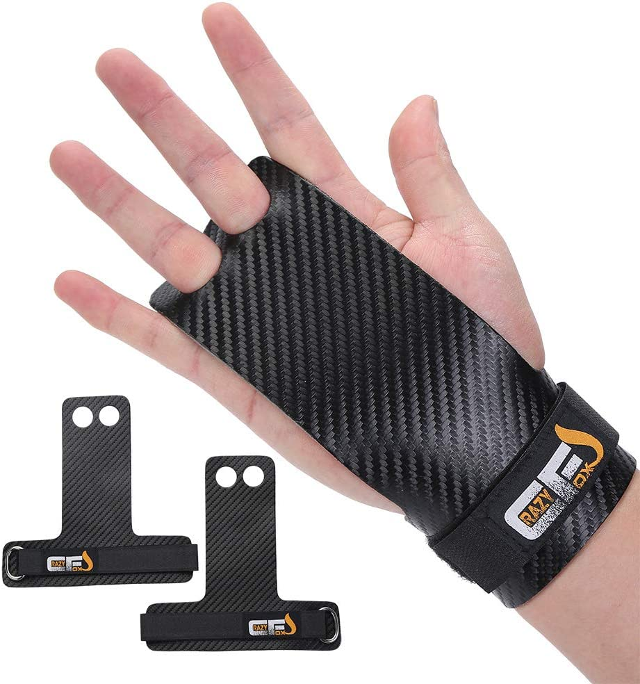 CrazyFox Gymnastics Popularity Hand Grips Palm Protection and Sales Wrist Gloves