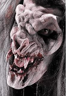 full face halloween prosthetics