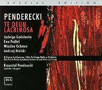Te Deum Lacrimosa by KRZYSZTOF PENDERECKI
