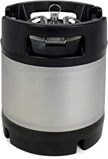 Kegco KM175G-RBT Beer Keg, 1.75 Gallon
