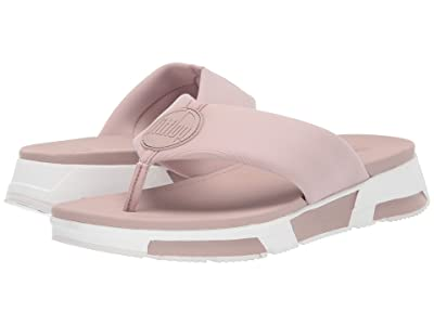 FitFlop Sporty Logo Toe-Thong (Mink) Women