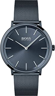 Hugo Boss Men's Analogue Quartz Watch with Stainless Steel Strap 1513827