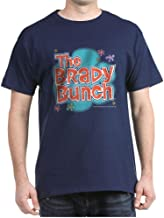CafePress The Brady Bunch Logo Classic 100% Cotton T-Shirt