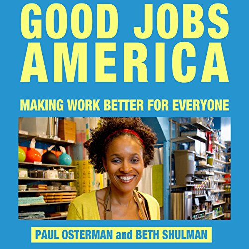 Good Jobs America cover art