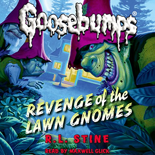 Page de couverture de Classic Goosebumps: Revenge of the Lawn Gnomes