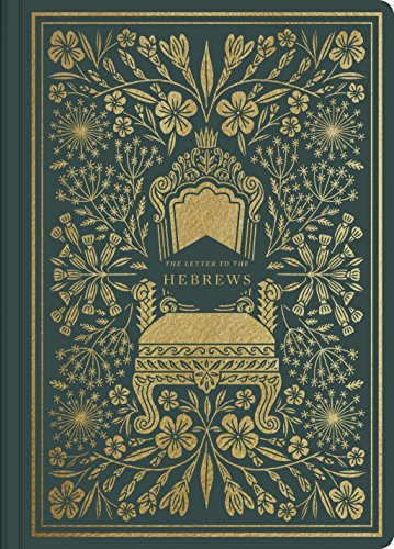 ESV Illuminated Scripture Journal: Hebrews