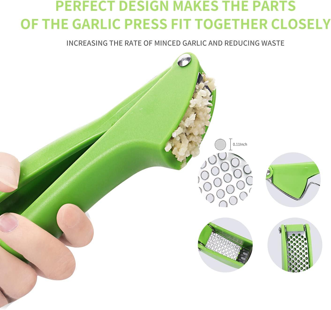 1.2 Inch Garlic Crusher Perfect Squeeze