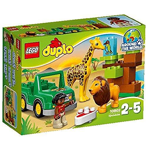 LEGO- Duplo Town Savana, 10802