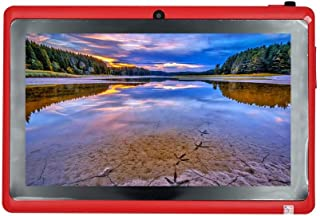 ATOUCH Q19 7Inch 8GB ROM 1GB RAM Wifi Red