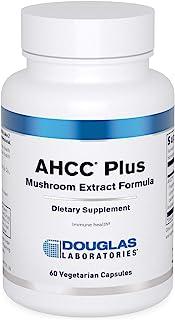 Douglas Laboratories - AHCC Plus - Mushroom Extract Formula with Arabinogalactin for Immune Support - 60 Capsules