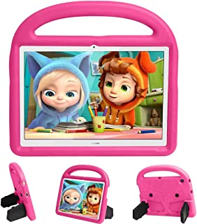 LGYD TABLETCASE compatible with Huawei MediaPad T3 10 9.6 inch Sparrow Style EVA Material Children Shockproof Casing Shell