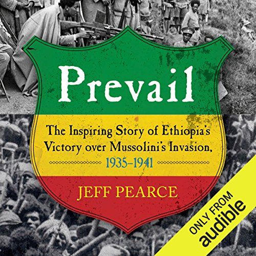 Prevail cover art
