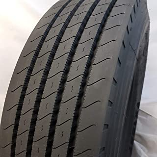 (2-Tires) ROAD CREW FX125T 315/80R22.5 L/20 156/150 L - Steer All Position Truck Tire 31580225