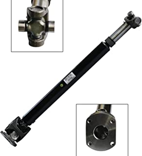 CRS N-93001 New Prop shaft/Drive Shaft Assembly, Front, for Ford 2003 Excursion/ 1999-2006 F350 Super Duty/ 1999-2010 F250 Super Duty, about 37 1/5