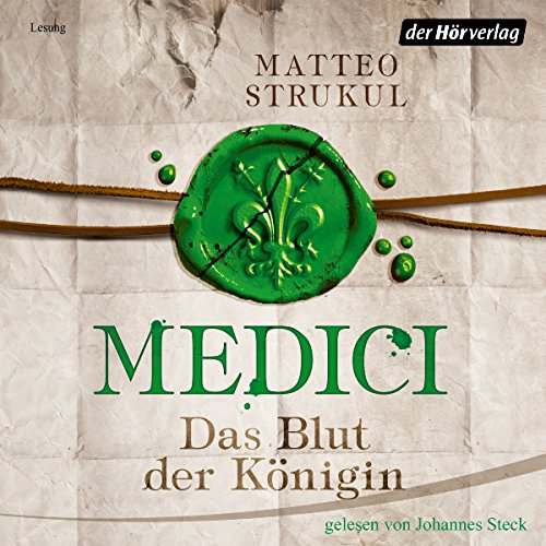 Medici - Das Blut der Königin audiobook cover art