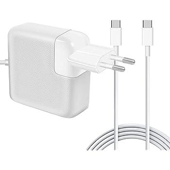 AndMore Cargador Compatible con Macbook Pro USB C 61w, reemplazo ...